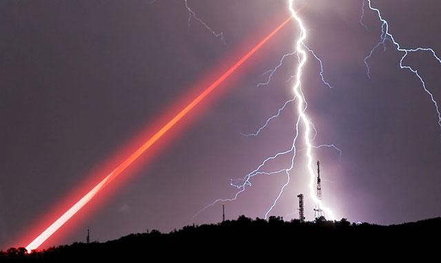 Blitze Erzeugen
