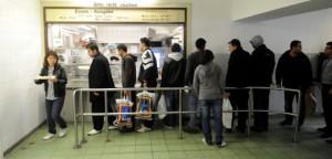 Zahl der Fluechtlinge in Hessen steigt erstmals wieder