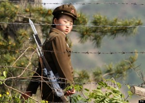 China North Korea Journalists Held