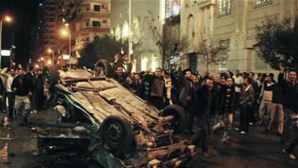 One-dead-in-Cairo-bomb-blasts-Health-Ministry