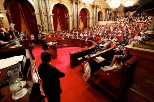 katalonija-parlament