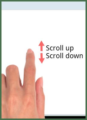 auto scroll