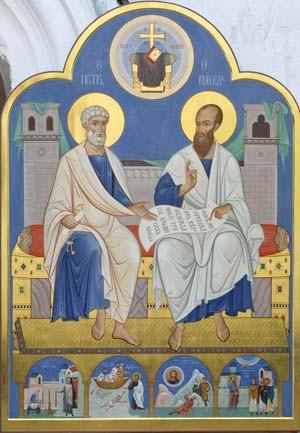 Апостолы Петр и Павел