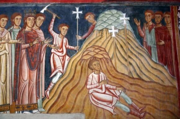 православные праздники. Воздвижение Креста Господня