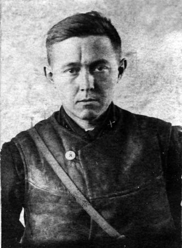 Командир звукоразведывательной батареи лейтенант Солженицын. Март 1943 года
