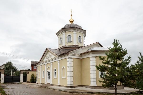 Лемешевская церковь