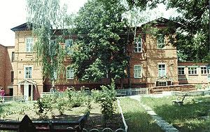 Борисовский Богородицко-Тихвинский женский монастырь. Единственное сохранившееся здание