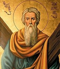 Holy Apostle Andrew.