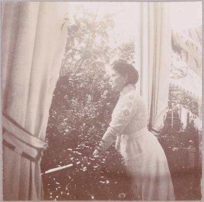 В Ливадии, 1912 год