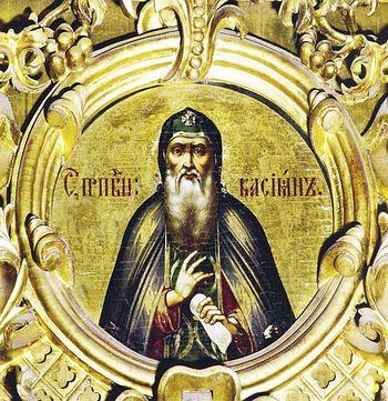 Преподобный Кассиан Угличский