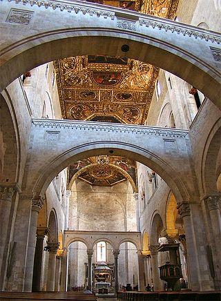 Собор святителя Николая. Бари, Италия