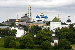 The Holy Trinity-St.Sergius Lavra