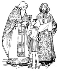 The Power of the Sacraments in the Lives of Orthodox