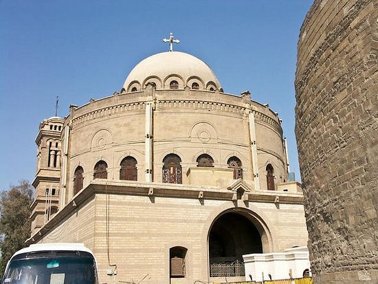 Abu Serga (Sts. Sergius and Bacchus) Coptic Church. Photo: Guidetrip.