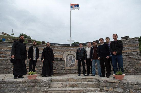 У Великој Хочи на Косову и Метохији