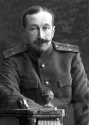 Гофмаршал князь Василий Александрович Долгоруков