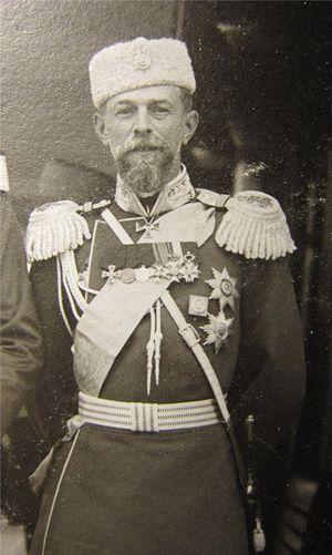 Граф Илья Леонидович Татищев