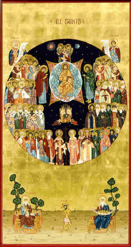 All Saints, Antiochian Orthodox Christian Archdiocese of North America. www.orthodoxkansas.org