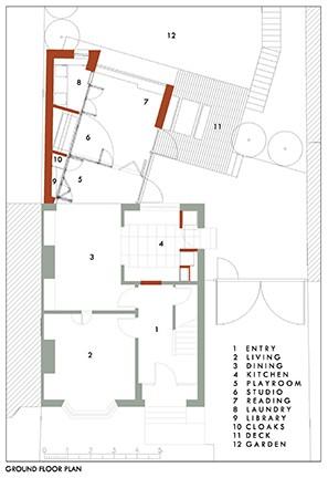Semi-D Attached : p r a x i s architecture