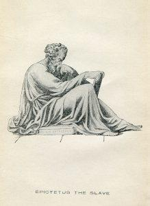 Letting go Epictetus 219x300 - The 7 pillars of mindfulness - #7 Letting-go