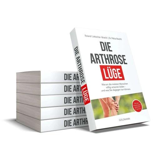 """Das Buch """"Die Arthrose Lüge"""" Roland Liebscher Bracht"""