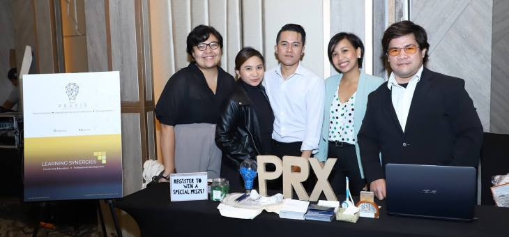 PRAXIS engages with HR professionals, organizations