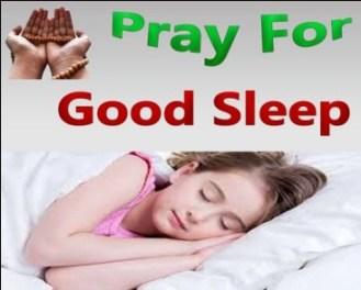 wazifa For Good Sleep