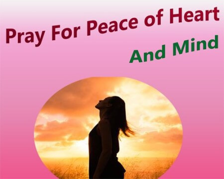 Wazifa For Peace Of Heart And Mind