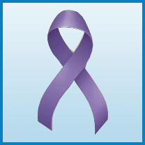 All cancers ribbon color
