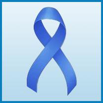 Colon Cancer ribbon color