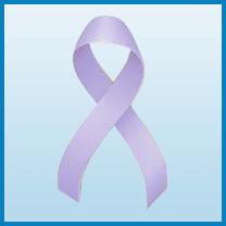 Testicular cancer ribbon color
