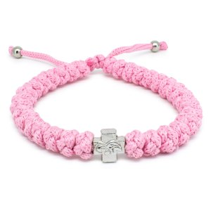 Adjustable Rose Prayer Bracelet-0