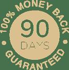90 Tage Garantie