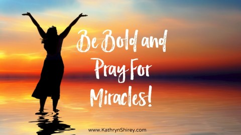 Let fervent prayer be our first response when in need. Pray boldly, pray for miracles, and expect God's response in unimaginable ways.
