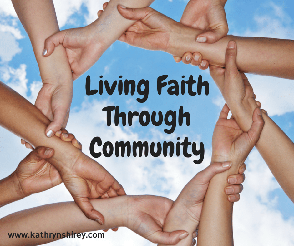 Faith Through Community