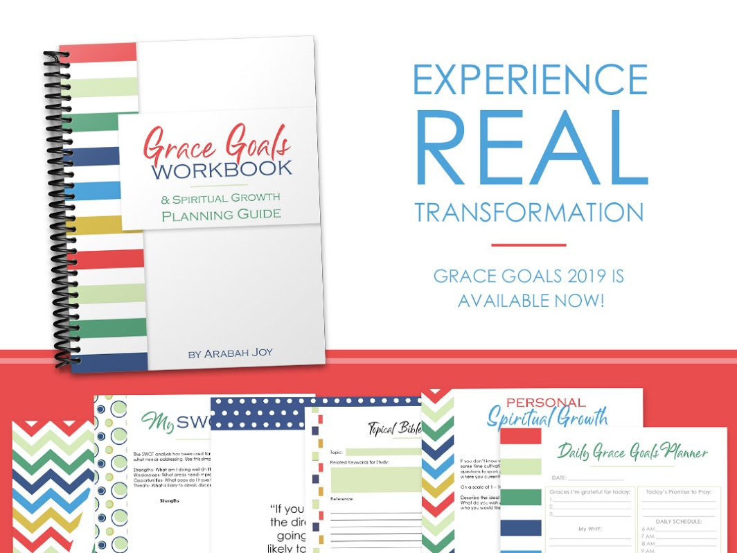 Grace Goals - Biblical goal-setting program for real life transformation