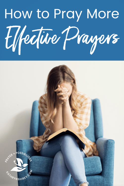 Want to experience effective, true prayer? Want to make the most of your time with God? Check that you have these 7 essential keys to effective prayer.