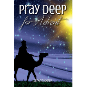Pray Deep for Advent - Daily prayer devotional for the season of Advent. Explore the hope, peace, joy, and love found in Jesus. Bring a deeper focus to your Christmas season as you pray through scripture, silence, song, art, journaling, and self-reflection