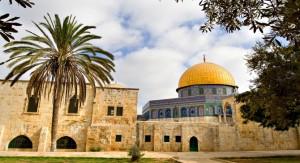 Al-Aqsa Mosque.