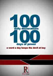 Read Our Wonderful Debut 100 Daily Declarations Book