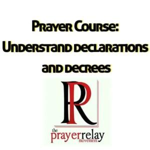 declarations and decrees 1