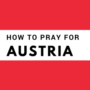 PRAY FOR AUSTRIA