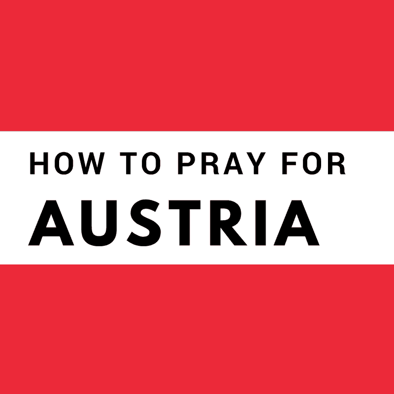 PRAY FOR AUSTRIA 2