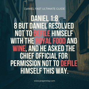 The Daniel Fast # 1 Ultimate Guide and Where Christians are Going Wrong