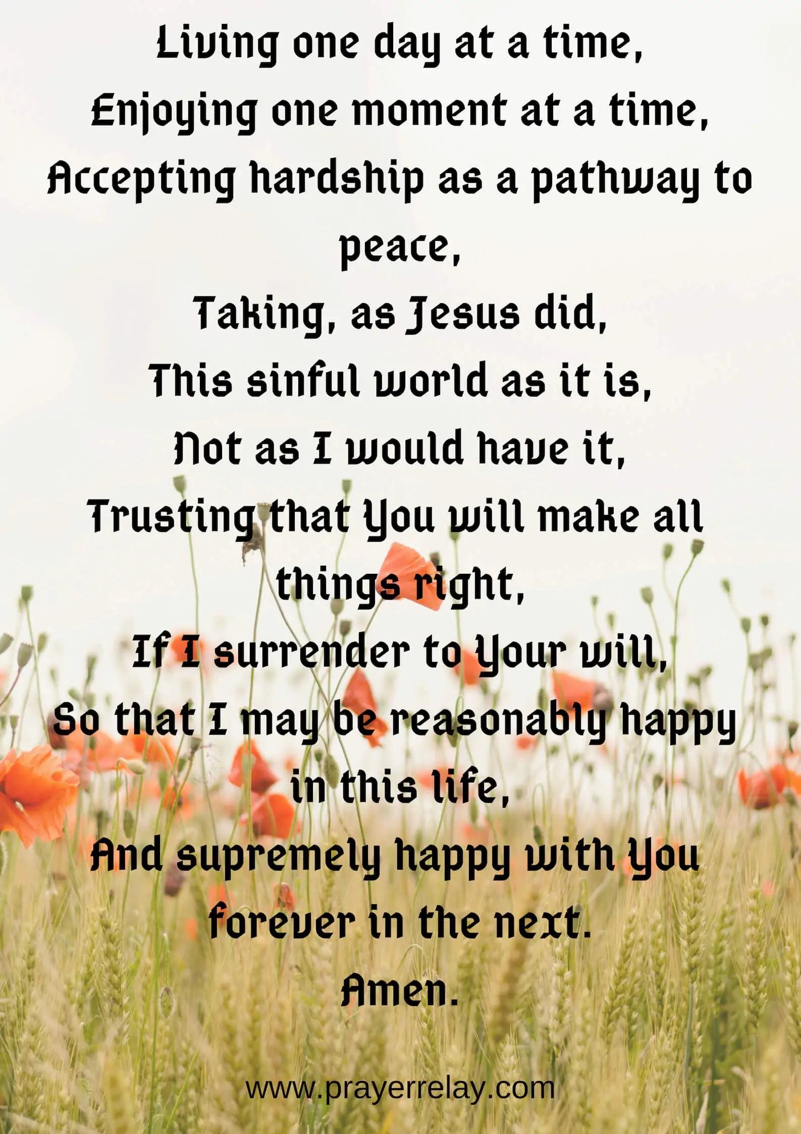 Serenity prayer quotes2