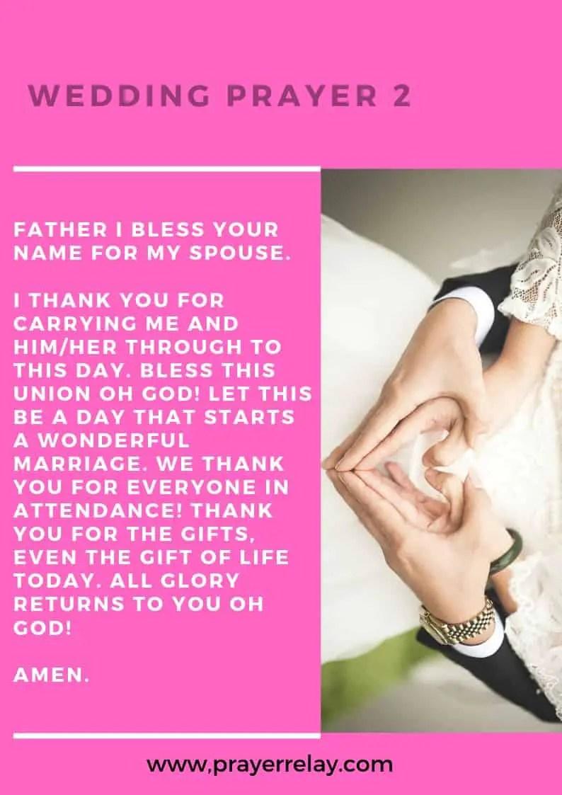 WEDDING PRAYER-2