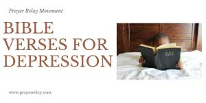 10 Bible Verses for Depression