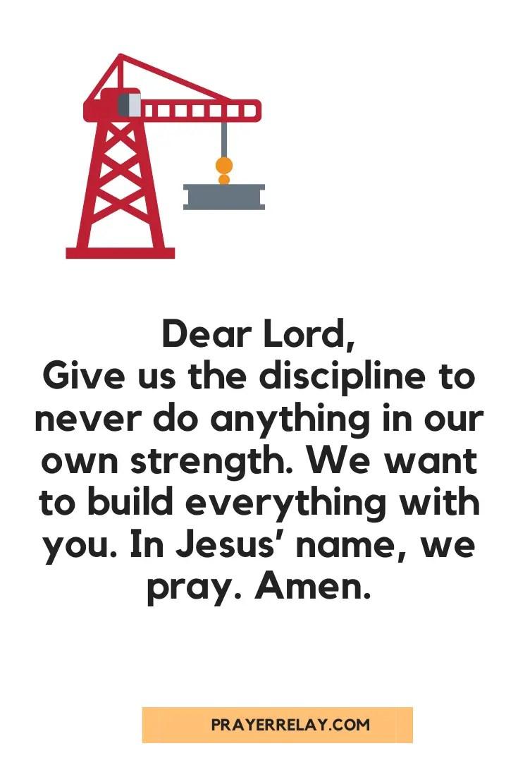 Prayer for Church Growth 8