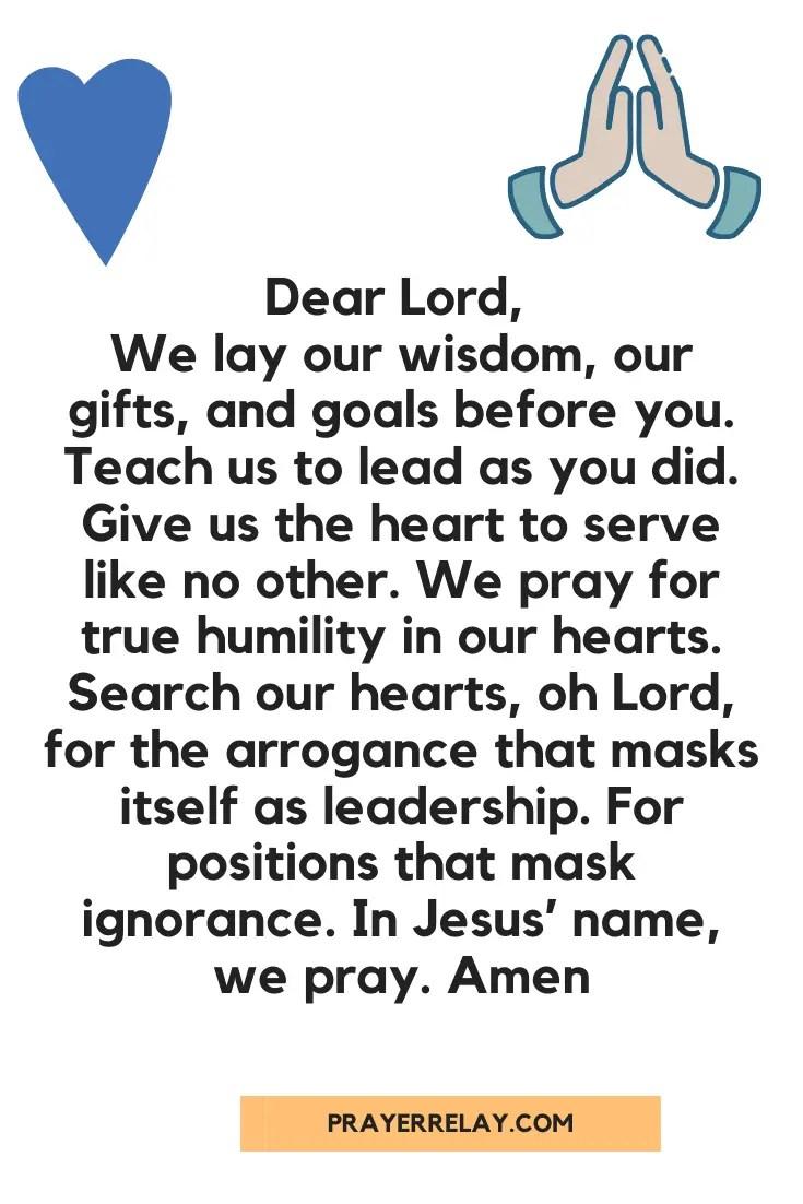 Prayer for Church Growth 2
