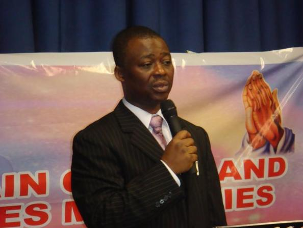 Dr. Daniel Kolawole Olukoya, MFM General Overseer - exemplary father and spiritual mentor